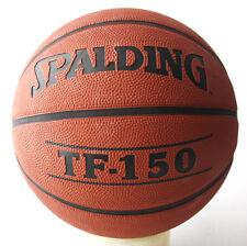Spalding Tf-150 Nba Orange Outdoor Basketball Game Ball Size 7 New !