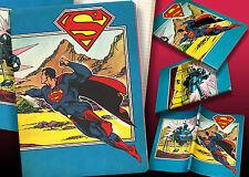 SUPERMAN > ALTES SCHULHEFT DC COMICS 1979 UNBENUTZT  EXCERCISE BOOK > SUPERMAN