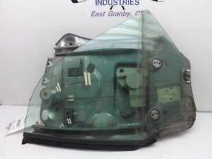 Driver Left Quarter Glass Convertible Fits 01-02 SEBRING 108693