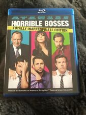 Horrible Bosses (Blu-ray/DVD, 2011, 3-Disc Set, Totally Inappropriate Edition...