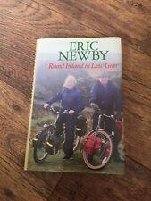 ERIC NEWBY - Round Ireland in Low Gear (Hardback, 1987 Irish Travel