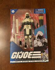 GI JOE Classified Series Arctic Mission Storm Shadow AMAZON EXCLUSIVE *IN HAND*