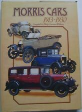 Morris Cars 1913-1930 by Garnons-Williams Signed Limited Ed. No. 331 412 pages