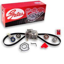Gates Timing Belt Water Pump Kit for 2006-2009 Subaru Legacy 2.5L H4 - vb