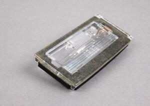 GENUINE MINI Cooper R50 R52 R53 Rear License Light Lenses Left=Right 51247114535