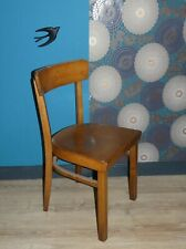 vintage Stuhl Klassiker Küchenstuhl Frankfurter Küche Holz stabil schlicht