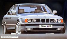 BMW M5 E34 1:24 Model Kit Bausatz Fujimi 120942