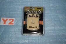 10 Hameçons carpes FOX ARMA POINT SSBP (B)  n°10  neuf