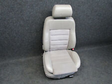 Leder Alcantara Sportsitz Beifahrersitz Audi A6 4B Ausstattung Sitz vorne swing