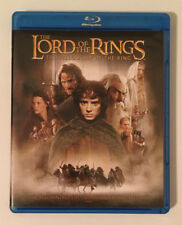 The Lord of the Rings: Fellowship Of The Ring (Blu-ray, 2-Disc Set)