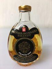 Mignon Miniature Vecchia Romagna Brandy Etichetta Nera Buton 30cc 40% Vol 7