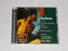 Beethoven Overtures John Lill Piano Birmingham Symphony Orchestra Walter Weller.