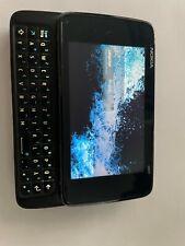 Nokia  N900 - 32GB - Schwarz (Ohne Simlock) Smartphone