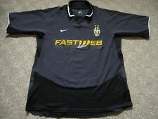 Authentic Nike Juventus FC Serie A Blank Football Soccer Jersey Shirt XL Game