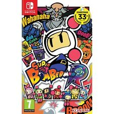 Super Bomberman R (Switch)  BRAND NEW AND SEALED - QUICK DISPATCH