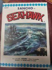 SEAHAWK  Atari 2600 VCS Game Cartridge - Sancho BOXED