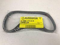 """3pcs 2/""""x72/"""" Klingspor LS312 220 Grit Premium Lubed /""""J/"""" Flex"""