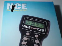 NCE Power Cab DCC System 524-25 w/power supply NEW 1.65 BIGDISCOUNTTRAINS