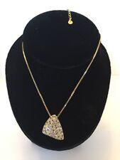 SWAROVSKI Jewelry Necklace Gold  Necklace SWAROWSKI  Crystals