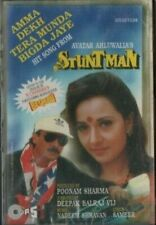 STUNTMAN - New Cassette Hindi Bollywood Film Soundtrack Tape.
