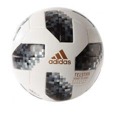 adidas Telstar 18 OMB Matchball WM 2018 Fußball Gr. 5 weiß / schwarz [CD8083]
