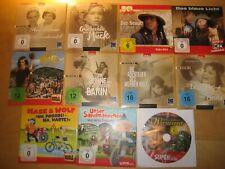 DEFA SAMMLUNG Olsenbande ASCHENBRÖDEL Heimatfilme DDR DEFA 22 DVDs