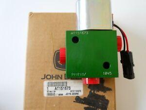 John Deere Original Equipment Solenoid Valve #AT151673 NEW IN THE BOX-DISCOUNTED
