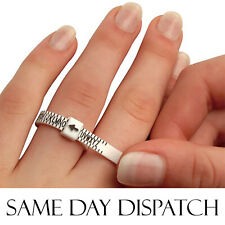 Ring sizer UK Official British Finger Measure Gauge Men and Womens Sizes A-Z