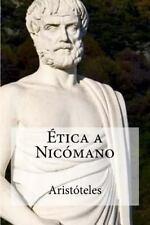 Ética a Nicómano by Aristóteles (2016, Paperback)