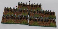 6mm American Civil War Confederate Cavalry