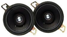 Kenwood KFC-835C 3.5-INCH 2-WAY CAR AUDIO DUAL CONE WATER RESIST SPEAKERS(PAIR)