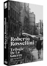 Roberto Rosselini: Trilogie de la guerre ~ Roberto Rossellini