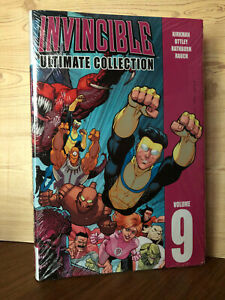 Invincible Ultimate Collection Vol 9 2014 HC Hardcover Sealed