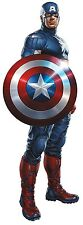 RoomMates RMK1908GM Avengers Captain America Peel and Stick Giant Wall Decal NEW