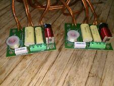 MB Quart Model One & Model Two Speaker Crossover pair / / Audiophile grade