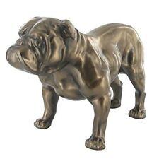 Cold Cast Bronze Statue/Ornament of the Iconic British Bulldog