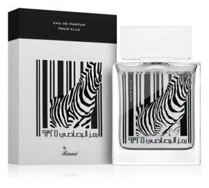 Rumz Al Rasasi 9325 Zebra Pour Elle For Women 50ML | Eau De Parfum  | by Rasasi