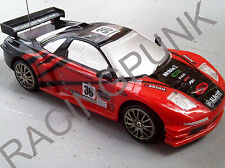 RC Radio Remote Control Controlled Electric scale Drift Racing Car 1/24 RTR AA A
