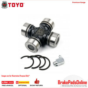 Universal Joint Front Rear for TOYOTA DYNA YH81R 01/85 - 01/95