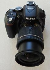 Nikon D5300 24,2Mpix Reflex Numérique avec Objectif NIKON AF-P DX VR 18-55mm