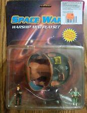 Rare Space War Warship Mini Playset Ferengi Marauder Playmates Star Trek Bootleg