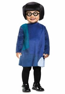 The Incredibles Edna Costume for Toddlers