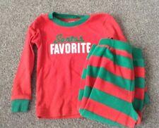 Garçons Rouge/Vert Pyjama Set Age 24 MOIS CARTER'S < NH7550
