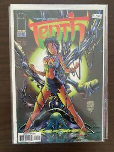 The Tenth 2 Variant High Grade Image Comic Book CL76-24