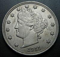 1911 Liberty V Nickel  --  MAKE US AN OFFER!  #G6758