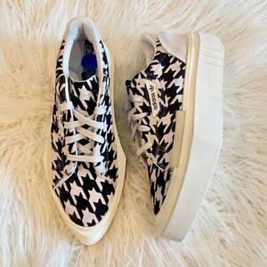 Adidas Womens Hypersleek Fashion Sneakers Shoes Originals Black G54058 7.5 New
