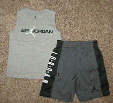 Air Jordan Boys Shirt Shorts Set Size 5