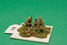 SGTS MESS R06 1/72 Diecast WWII Russian Heavy Machine Gun and 3 Crew