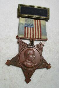 Unknown  GAR style medal!?