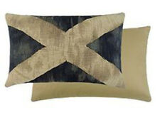 """Scottish St Andrew Flag Tapestry Front Filled Cushion 18""""x13"""" by Evans Lichfield"""